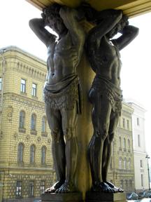 St. Petersburg Telamon